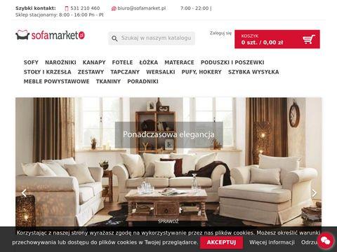 Sofamarket.pl sklep z kanapami