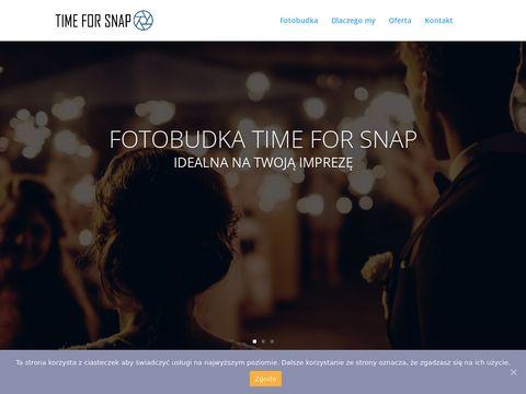 Snaptime.pl fotobudka Rzeszów