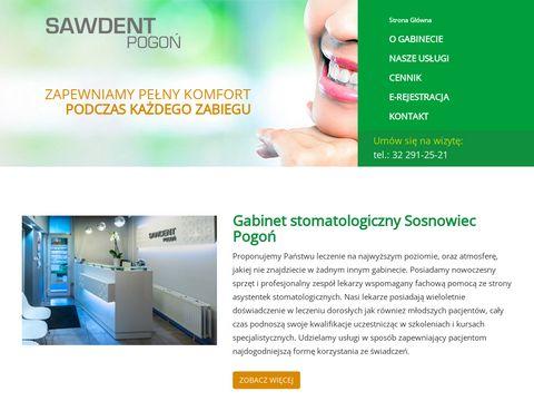 Sawdent-Pogoń leczenie kanałowe
