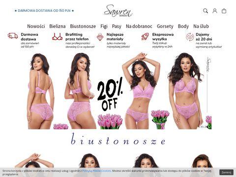 Sawren.pl producent bielizny