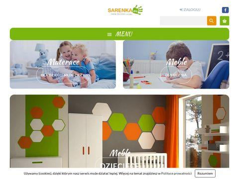 Sarenka.eu - zabawki