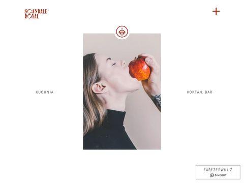Scandale.pl - restauracja