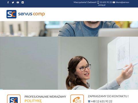 Servus-comp.pl e-shop 4 IT