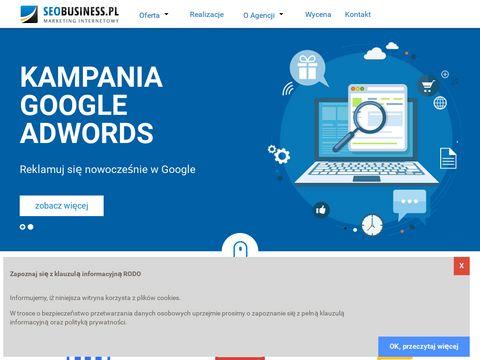 Seobusiness.pl pozycjonowanie seo