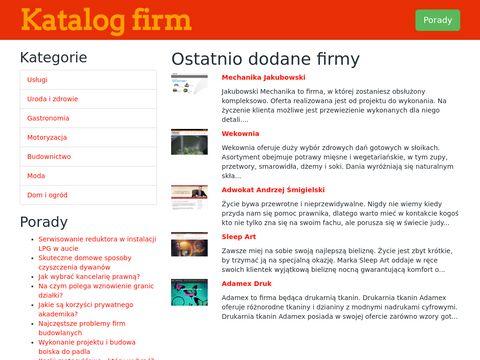 Sebastiano.pl sprzedaż owoców i warzyw