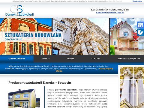 Sztukateria-daneks.com.pl dekoracje
