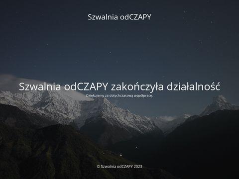 Szwalnia.odczapy.pl Warszawa