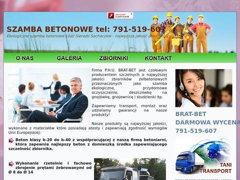 Szambabetonowe-brat-bet.pl