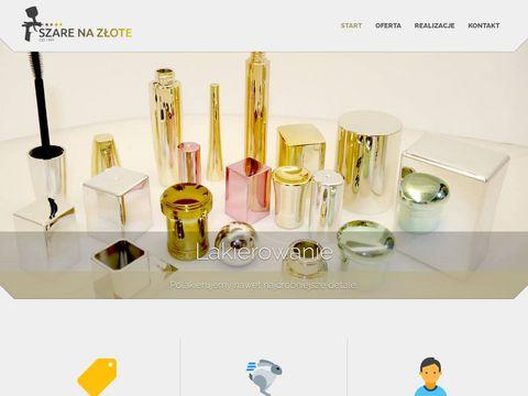 Szarenazlote.pl regeneracja odblasków