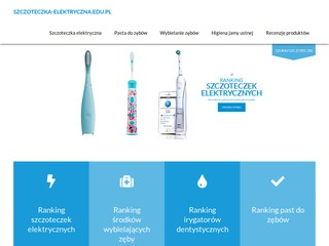 Szczoteczka-elektryczna.edu.pl