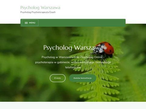 Szczepaniak-psychology.eu terapia uzależnień Warszawa