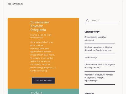 Sps-Lawyers.pl adwokat prawo rodzinne