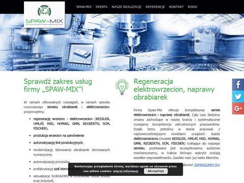 Spaw-mix.pl serwis elektrowrzecion