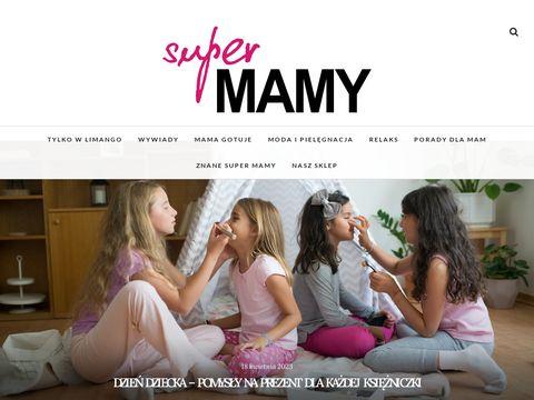 Supermamy.limango.pl blog dla mam