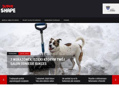 Supershape.pl odchudzanie, czyli zdrowe jedzenie