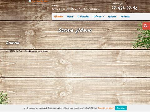 Suchy-bor.pl konferencje organizacja Opole