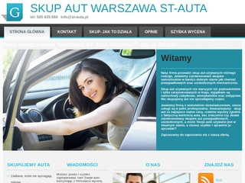 St-auta.pl skup aut używanych