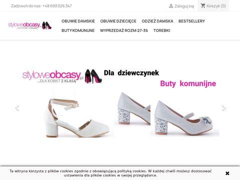 Styloweobascy.pl - sklep z obuwiem