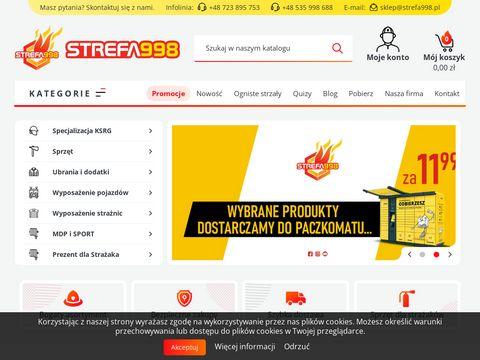 Strefa998.pl - agregat prądotwórczy