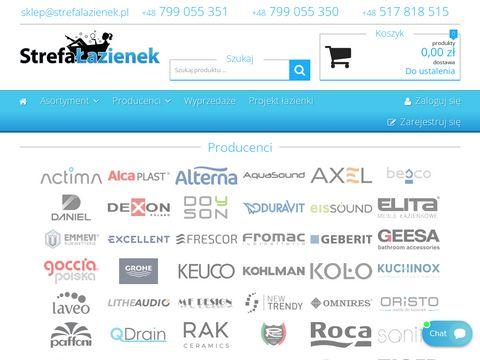 Strefalazienek.pl Sanswiss