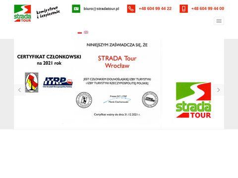 Strada Tour Dyla K. autokar z kierowcą