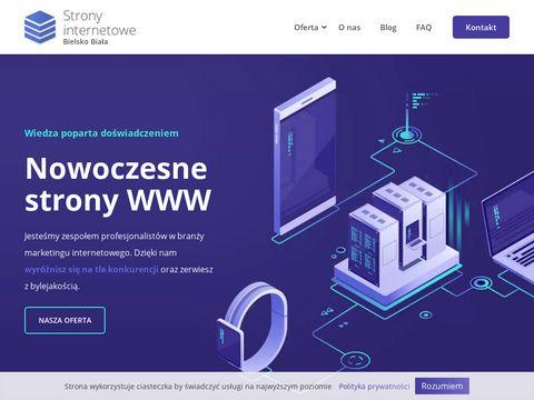 Stronyinternetowe.bielsko.pl pozycjonowanie