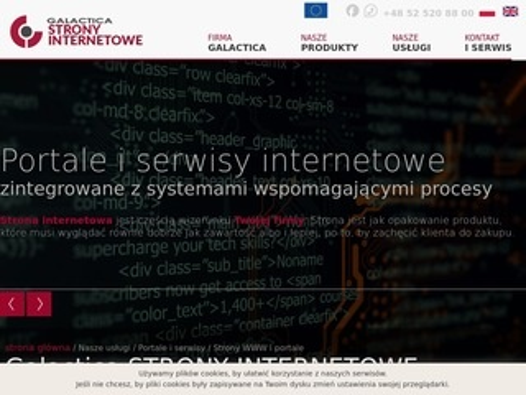 Stronywww.galactica.pl - Galactica