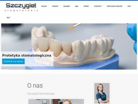 Stomatologia-szczygiel.pl leczenie kanałowe