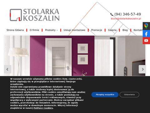 Stolarkakoszalin.pl okna Darłowo