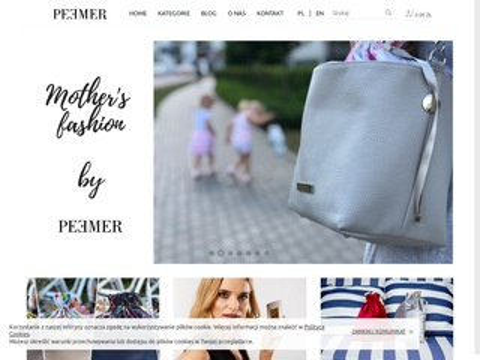 Store.peemer.com torby dla Mam