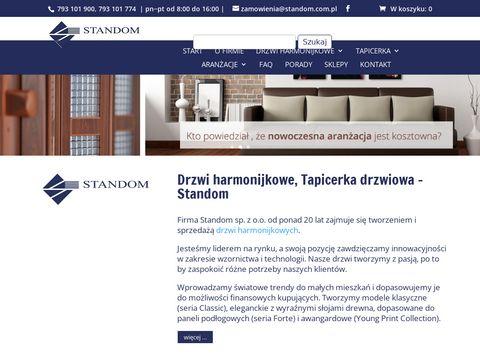 Standom.com.pl tapicerka drzwiowa