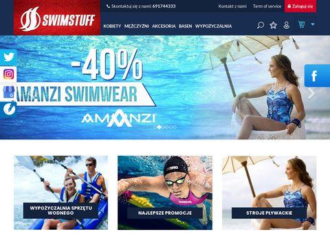 Swimstuff.pl deski do pływania