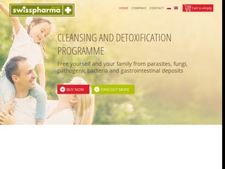 Swisspharma-herbal.com