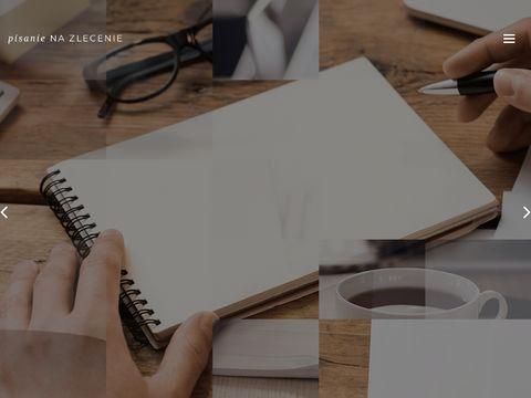 Pisanie-na-zlecenie.com.pl profesjonalne