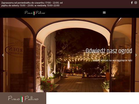Pinco-pallino-pizza.pl Poznań