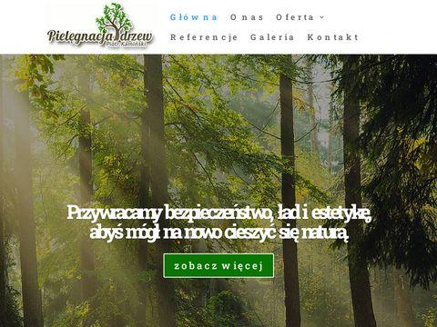 Pielegnacjadrzew.com.pl Żory