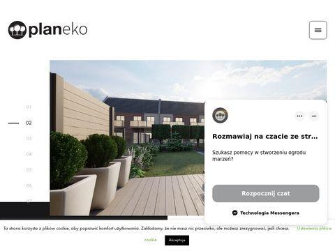 Planeko projektowanie ogrodów