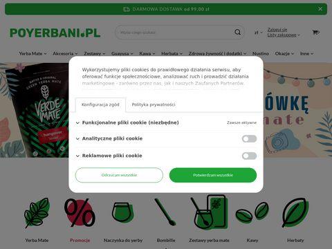 Poyerbani.pl - herbata yerba mate