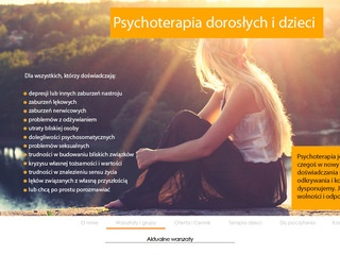 Poznanpsychoterapeuta.pl gabinet