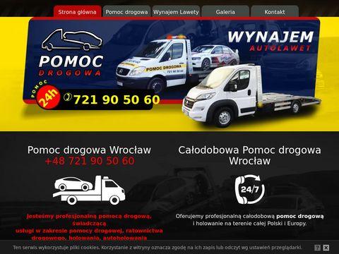 Pomocdrogowa-wroclaw.eu