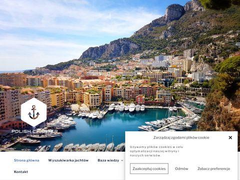 Polishcharteragency.pl czarter jachtów