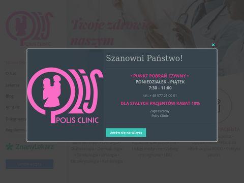 Polis Clinic badania genetyczne Katowice