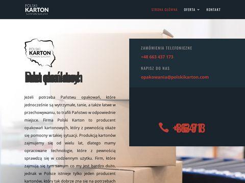 Polskikarton.com producent