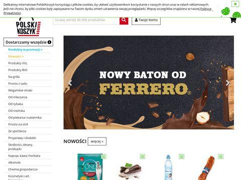 Polskikoszyk.pl - supermarket online
