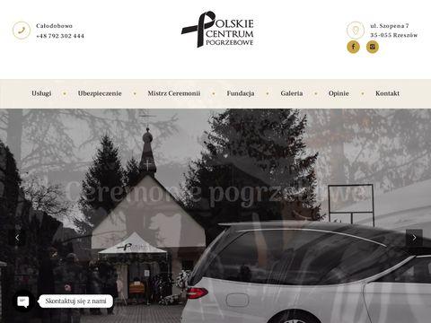 Polskiecentrumpogrzebowe.pl Rzeszów
