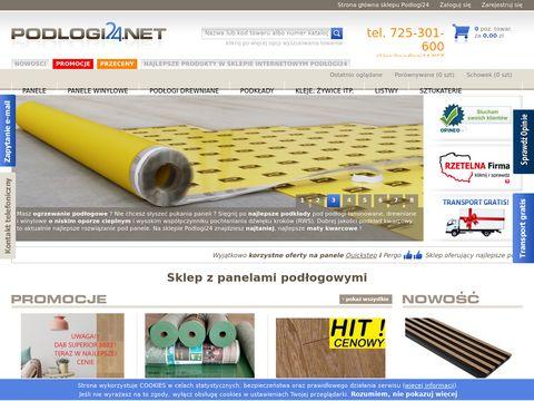 Podlogi24.net Panele podłogowe quick-step sklep