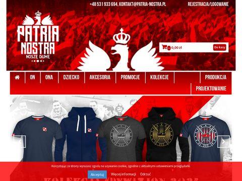 Patria-nostra.pl - sklep patriotyczny