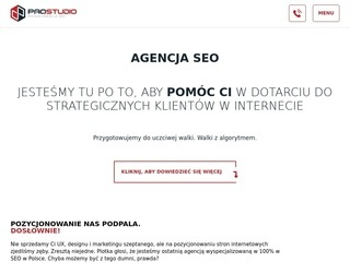 Paq-studio.com agencja SEO e-commerce