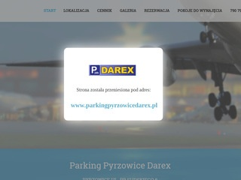 Parkingdarex.pl Pyrzowice