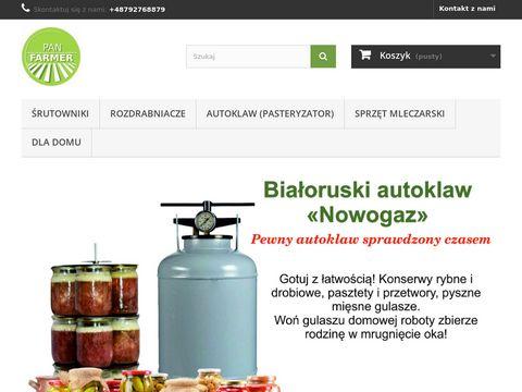 Pan-farmer.pl - szklarnie
